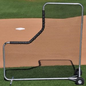 Pitcher and Protective Screens